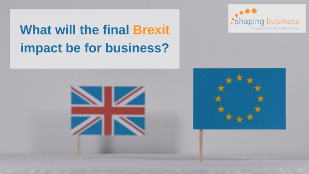 What will the final Brexit impact be for business?
