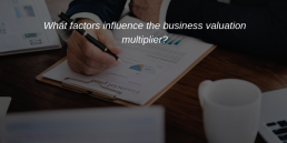 business valuation multiplier