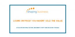 value proposition
